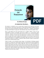 Towards (a)Tomorrow 1