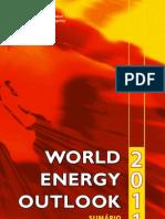 Relatório da Agência Internacional da Energia_ 2011
