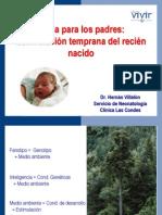 Tarea Para Los Padres - Estimulacion Temprana Del Recien Nacido