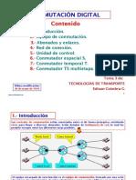 9.3 Conmutacion Digital