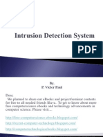 19-Intrusion Detection System