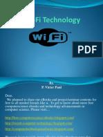 35 Wi Fi Technology