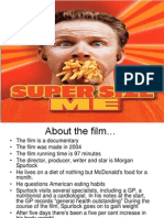 Supersize Me Introduction