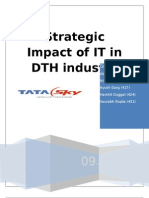 ICT Tata Sky Project Final