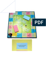 Rule the School Self-Advocacy Board Game