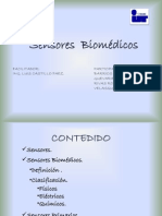 Grupo 3. Sensores Bimedicos