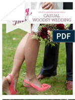 MarryThis! Guide to a Casual Woodsy Wedding