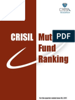CRISIL Mf Ranking Booklet Jun 2011