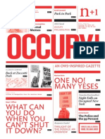 Occupy Gazette