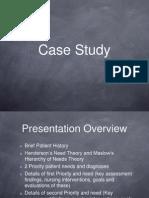Osteoarthritis Presentation