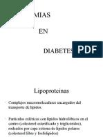 Dislipemia en Diabetes