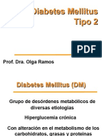 DM2 Actualizacion en Diabetes 2007