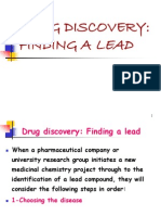 [4] Drug Discovery Lect