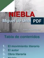 Niebla de Miguel de Unamuno