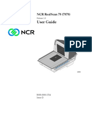 Ncr Selfserv Scanner Service Guide | Universal Product Code