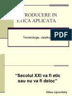 Suport Curs Etica2 2006 2007