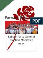 Readable Copy of Manifesto