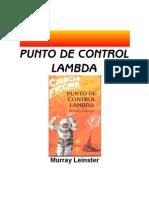 Leinster, Murray - Punto de Control Lambda