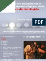 Transtornos psiquiátricos e pele