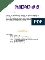 ACTIVIDAD # 6