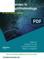 Controversies in Neuro-Ophthalmology 2010