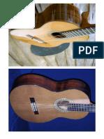 6100914 Las Maderas de La Guitarra Clasica