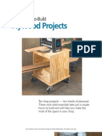 10 Plywood Projects