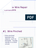 Complex Wire Repair Conditions