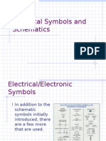 Electrical Symbols and Schematics