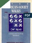 1988 American-Soviet Walks