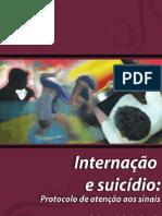 CADERNOS DE SOCIOEDUCAÇÃO. Prevenção do suicídio