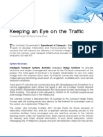 Didigy Solutions - Keeping an Eye on the Traffic