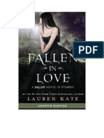 Extracto exclusivo de Fallen in Love
