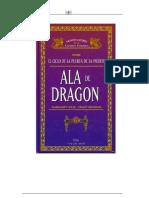 Weis, Margaret y Hickman, Tracy - Ciclo de La Puerta de La Muerte 1 - Ala de Dragón - Vol
