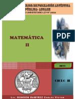 MATEMATICA II (Actual)