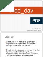 Módulo DAV de Apache