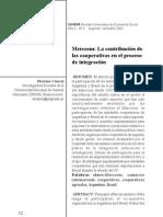 Cooperativas Mercosur