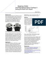 Tech Paper-Protecting the Skull From Impact