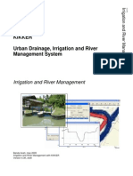 Kikker Irrigation and River Management Guide v1