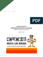 Programa CAA Kinesiología 2012 - UVM