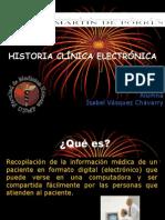 Historia Clinica Electronic A.