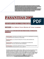 PASANTIA PSICOPATOLOGIA-2ª CLASE