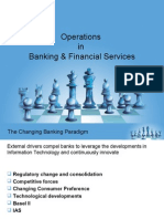 Banking Operations