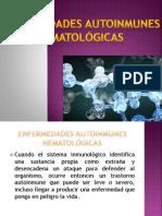 Enfermedades autoinmunes  hematologicas