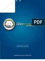 Manual de Deep Freeze