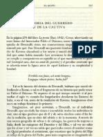 20 Historia Del Guerrero y La Cautiva (El Aleph; 1949)