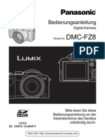 Panasonic DMC-FZ8 Digitalkamera