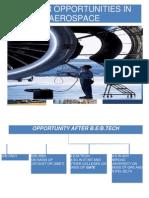 Career Opportunities in Aerospace