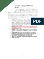 Huong Dan Cai Dat SQL Server 2000