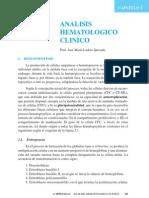 AnÁlisis HematolÓgico ClÍnico